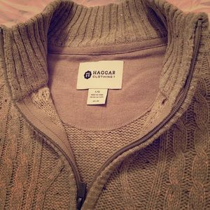 Mens Haggar Sweater